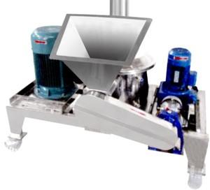 ACM系列机械式超微粉碎机