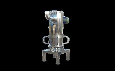 LHC450型流化床式气流粉碎机