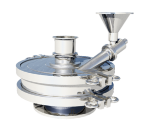 AS系列量产型圆盘式气流粉碎机